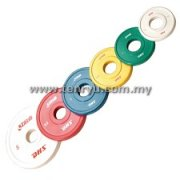 DHS - Rubber Covered Discs 5KG-