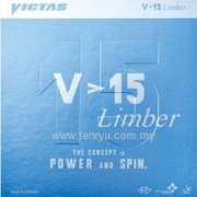 Victas V>15 Limber Power and Spin