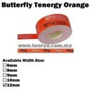Butterfly - Tenergy Side Tape (0.5m)
