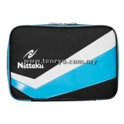 Nittaku - Square Double Bat Case (NK-7212)