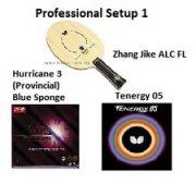 Professional Setup - Zhang Jike ALC