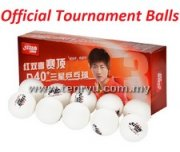 DHS - Official Tournament Balls used in ITTF Championships