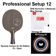 Professional Setup - Dynasty Carbon Xu Xin Edition