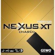 Gewo - Belag Nexxus XT Pro 50 Hard