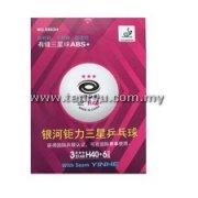 Yinhe - H40+ 3 Star ABS Seam Balls