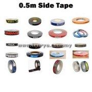 All Brand Logo Side Tape (0.5m)
