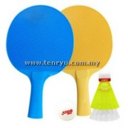 DHS - Table Tennis-Badminton 2 In 1