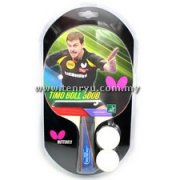 Butterfly - Timo Boll Series Bat