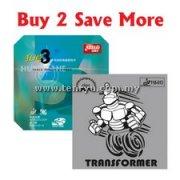 der materialspezialist Transformer + DHS Hurricane 3 Neo