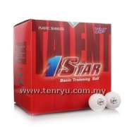 729 - 1 Star Plastic Seamless 40+ Ball